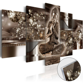 49 Buddha Acrylglas Schilderij