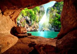 Uitzicht Waterval Natuur nr 160