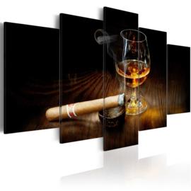 614 Cognac Sigaar Lounge