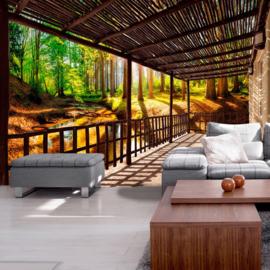 Natuur Balkon Paradijs nr 394