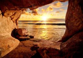 Uitzicht Sunset Zee nr 159