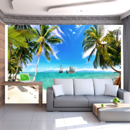 Paradijs Palmboom Zee nr 804