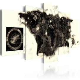 189 Wereldkaart