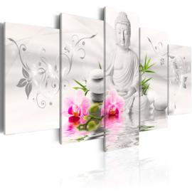 422 Witte Buddha