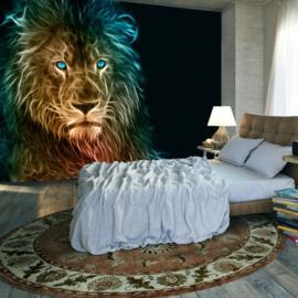 Abstract Leeuw nr 858