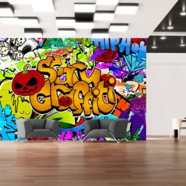 Graffiti nr 827