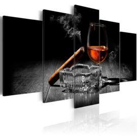 493 Sigaar Lounge Cognac