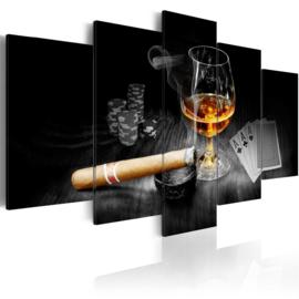 796 Sigaar Cognac Kaarten