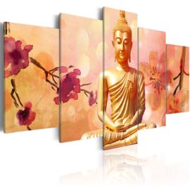 716 Buddha Bloemen