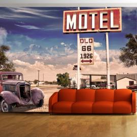 Oldtimer Motel nr 519