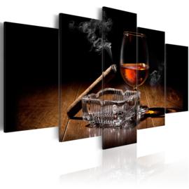 491 Cognac Sigaar Lounge