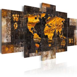 291 Wereldkaart