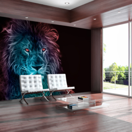 Abstract Leeuw nr 859