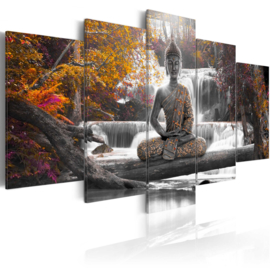 447 Buddha Waterval
