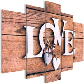 396 Love Hout