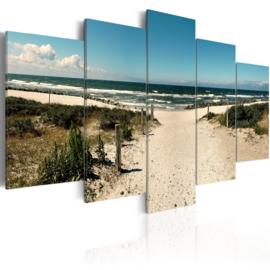 555 Noordzee Strandpad