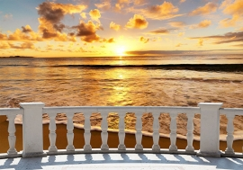 Balkon Sunset nr15