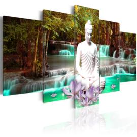 490 Buddha Waterval