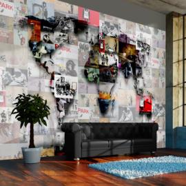 Banksy Wereldkaart nr 897