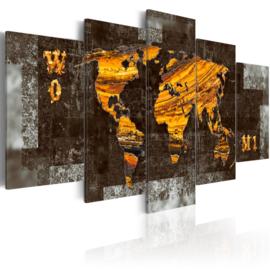 292 Wereldkaart