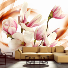Magnolia Bloemen nr 357