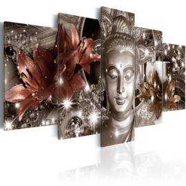 582 Buddha Bloemen