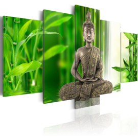 913 Buddha Bamboe