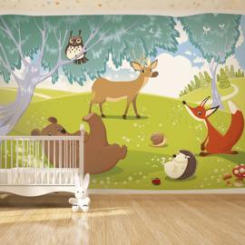 Dieren Kinderkamer nr 825