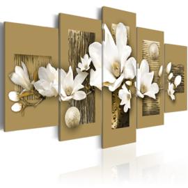 114 Magnolia Bloemen