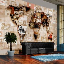 Banksy Wereldkaart nr 896