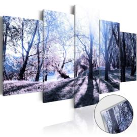 23 Bomen Natuur Acrylglas Schilderij