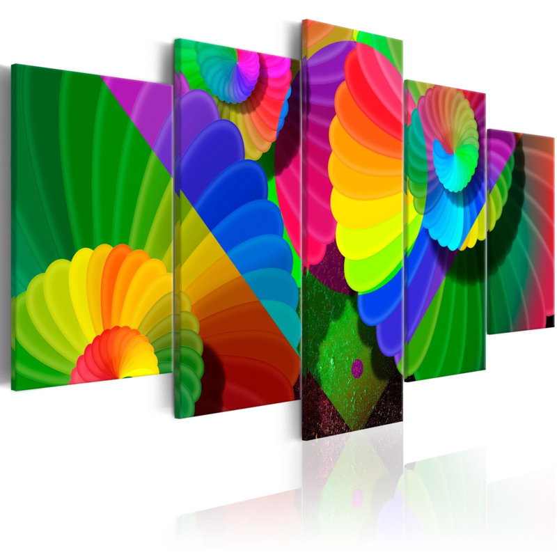 543 Abstract Colors