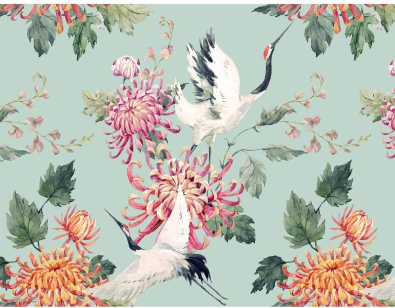 Bloemen Vogels nr 187