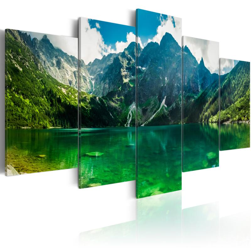 530 Meer Natuur Bergen