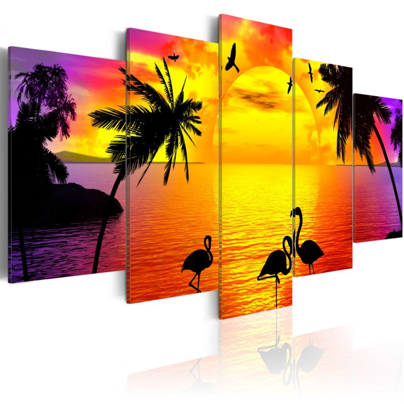 529 Paradijs Flamingo