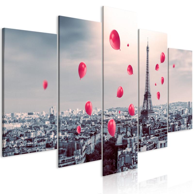993 Balonnen Parijs Eiffeltoren
