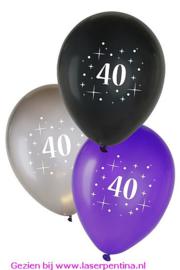 Cijferopdruk Ballon '40'
