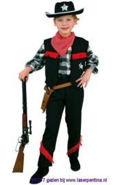 Cowboy 3-delig