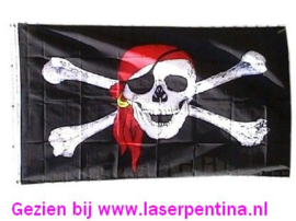 Vlag Piraten