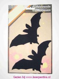Stickers Vilt  Vleermuis zelfklevend [2]
