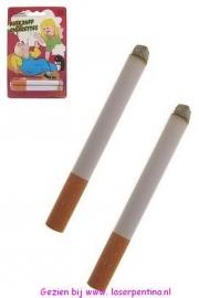 Fop: Puf sigaretten