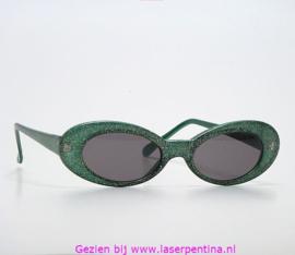 Glitterbril Model C
