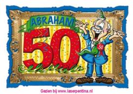 Deurbord Abraham