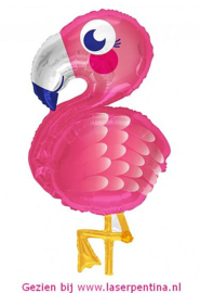 "Folie Ballon ""Flamingo"""