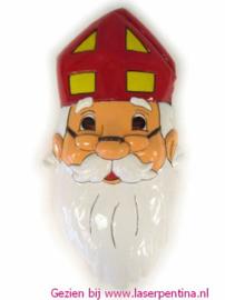 Masker Sinterklaas