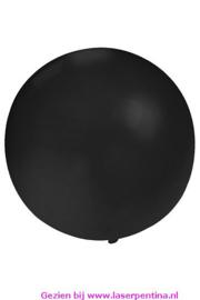 Ballon Ø 60 cm Zwart