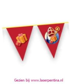 Vlaggenlijn Sinterklaas 6m