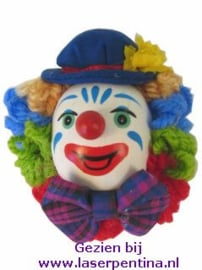 Broche Clown Pipo Bolhoed