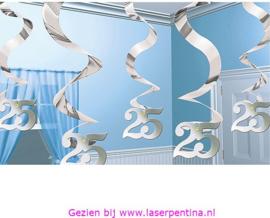 Hangdecoratie  Swirl 25