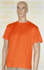 T-Shirt oranje  Volw